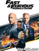 Fast & Furious: Hobbs & Shaw (2019) (DVD) (Thailand Version)