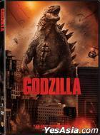 Godzilla (2014) (DVD) (Hong Kong Version)