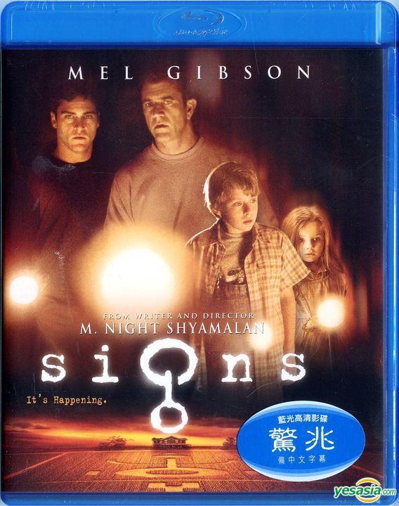 Yesasia Signs 2002 Blu Ray Hong Kong Version Blu Ray Mel Gibson M Night Shyamalan Intercontinental Video Hk Western World Movies Videos Free Shipping