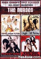 The Nurses Collection (Private Duty Nurses / Night Call Nurses / Young Nurses / Candy Stripe Nurses) (DVD) (US Version)