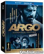 Argo (2012) (Blu-ray + Digital HD) (Extended Edition) (US Version)