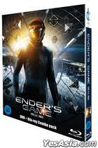 Ender's Game (Blu-ray + DVD) (Combo Pack) (Limited Edition) (Korea Version)