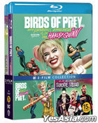 Birds of Prey & Suicide Squad 2-Movie Collection (Blu-ray) (2-Disc) (Korea Version)