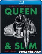 Queen & Slim (2019) (Blu-ray + DVD + Digital Code) (US Version)