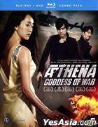Athena: Goddess of War (2011) (Movie Version) (Blu-ray + DVD) (US Version)