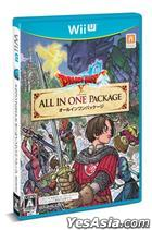 Dragon Quest X All in One Package (Wii U) (Japan Version)