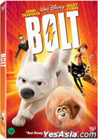Bolt (DVD) (First Press Edition) (Korea Version)