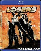 The Losers (Blu-ray) (Hong Kong Version)
