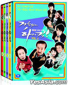 Best of Unstoppable High Kick (DVD) (Vol. 3) (MBC TV Drama) (Korea Version)