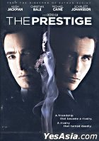 The Prestige (Hong Kong Version)