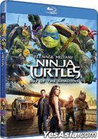 Teenage Mutant Ninja Turtles: Out of the Shadows (2016) (Blu-ray) (Hong Kong Version)
