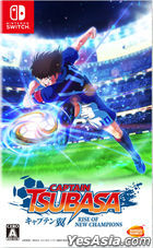 Captain Tsubasa: Rise of New Champions (Japan Version)