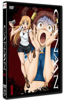 Canaan (DVD) (Vol.2) (Japan Version)