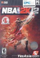 NBA 2K12 (英文版) (DVD 版)