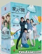 家人之间为何这样 (DVD) (1-53集) (完) (中英文字幕) (KBS剧集) (新加坡版)