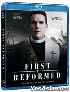 First Reformed (2017) (Blu-ray) (Hong Kong Version)