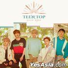 Teen Top Mini Album Vol. 9 - DEAR.N9NE (Journey Version) + 2 Posters in Tube
