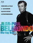 Jean-Paul Belmondo Kessaku Sen Blu-ray BOX I Hard Action Hen(Japan Version)