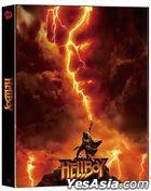 Hellboy (2019) (Blu-ray) (Lenticular Full Slip Limited Edition B1) (Korea Version)