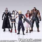 Final Fantasy VII : Remake Trading Arts