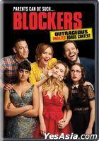 Blockers (2018) (DVD) (US Version)