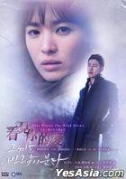 看見你的愛 (又名:那年冬天風在吹/那年冬天起風了) (DVD) (完) (韓/國語配音) (SBS劇集) (台湾版)