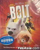 Bolt (2008) (Blu-ray) (Hong Kong Version)