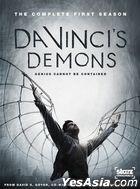 Da Vinci's Demons (DVD) (The Complete First Season) (US Version)