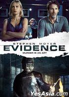 Evidence (2013) (DVD) (US Version)