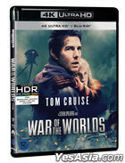 War of the Worlds (4K Ultra HD + Blu-ray) (Remastered Limited Edition) (Korea Version)