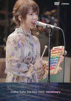 Fujita Maiko LIVE TOUR 2020 necessary (Normal Edition)(Japan Version)