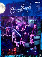Breakthrough [Type A](SINGLE+DVD) (初回限定盤)(日本版)