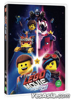 The Lego Movie 2: The Second Part (DVD) (Korea Version)