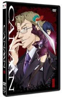 Canaan (DVD) (Vol.3) (Japan Version)