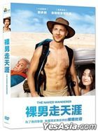 The Naked Wanderer (2019) (DVD) (Taiwan Version)