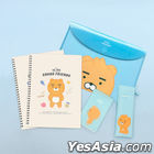 Kakao Friends New Smart Stationery Set (Ryan)