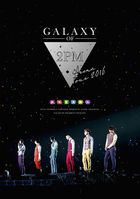 2PM ARENA TOUR 2016 GALAXY OF 2PM (2DVD) (Normal Edition) (Japan Version)