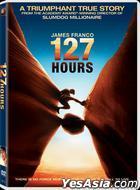 127 Hours (2010) (DVD) (Hong Kong Version)