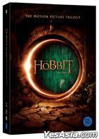 Hobbit Trilogy (DVD) (6-Disc) (Korea Version)