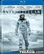 Interstellar (2014) (Blu-ray) (Hong Kong Version)