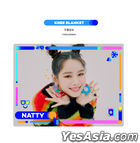 NATTY - KCON:TACT season 2 OFFICIAL MD (4. KNEE BLANKET)
