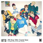 MIC Drop / DNA / Crystal Snow [TYPE C] (SINGLE+ PHOTOBOOK) (First Press Limited Edition) (Japan Version)