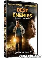 The Best of Enemies (2019) (DVD) (Hong Kong Version)