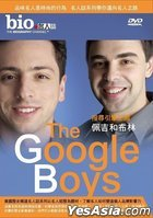 The Biography Channel: The Google Boys (DVD) (Taiwan Version)