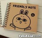 Majo & Sady - Friendly Notebook (Sady)