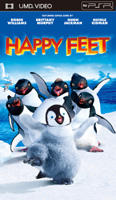 Happy Feet (UMD Video) (Japan Version)