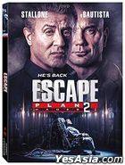 Escape Plan 2: Hades (2018) (DVD) (US Version)