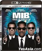 Men in Black 3 (2012) (4K Ultra HD + Blu-ray) (Hong Kong Version)