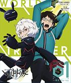 WORLD TRIGGER Complete BLU-RAY VOL.1 (Japan Version)