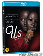Us (Blu-ray) (Korea Version)